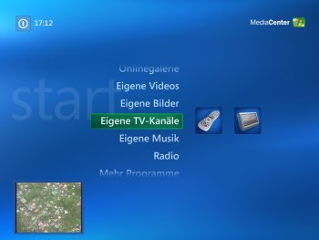 Windows XP Edition Media Center